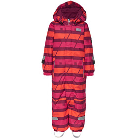 LEGO wear Johan 778 Snowsuit Unisex bordeaux